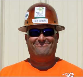 Joe Webb | 4 Granite Inc CEO & President