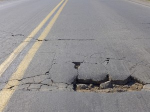 Southern California Road Repair and Maintenance