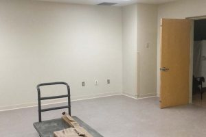 1 - Patient Area Conversion - Dept of VA