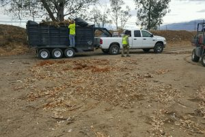 Trash Pick-Up – Indio, CA Southern California 4 Granite Inc.