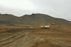 Water Truck – Randsburg, CA Southern California 4 Granite Inc.