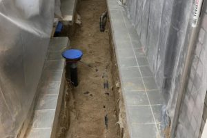 Kitchen Sewer Line Repairs 4 Granite Inc. California General Contractors