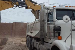 Trucking in Las Vegas, NV 4 Granite Inc. Construction Contractor