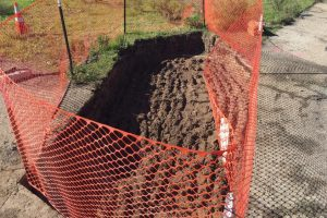 Vandenberg AFB Soil Excavation | Southern California 4 Granite Inc.